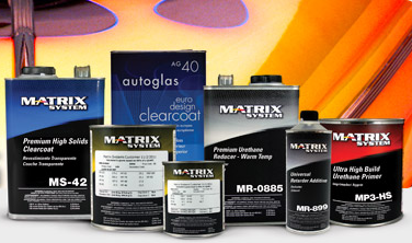 COARSE ALUM Matrix Paints