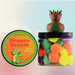 Dragon Bath Fizzies