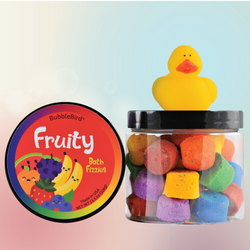 Fruity Bath Fizzies