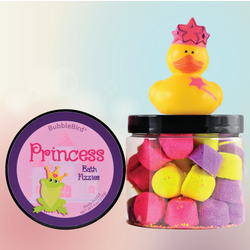 Princess Bath Fizzies