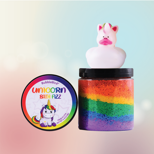 Unicorn Bath Fizz