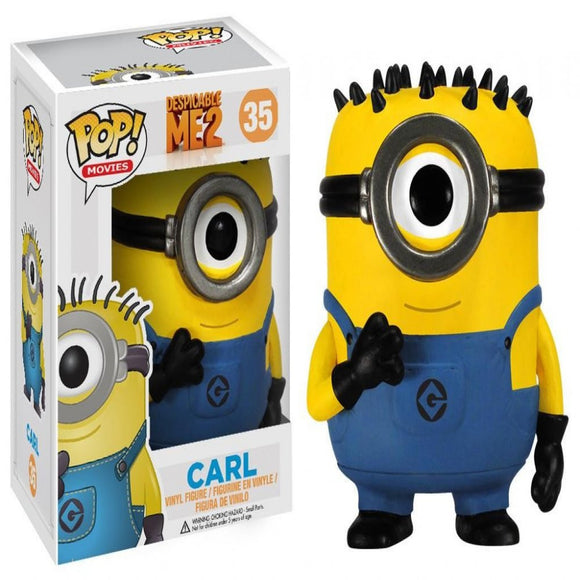 Despicable Me 2 Movie Carl Pop! Vinyl Fi
