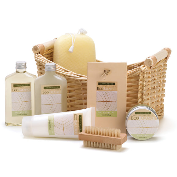 Eucalyptus Spa Bath Set With Lemongrass