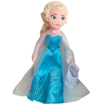 Disney Frozen Talking Plush Elsa 9 inch