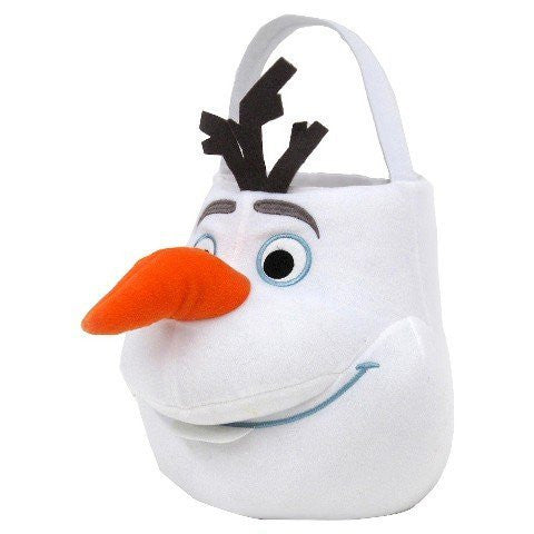 Frozen Olaf Easter Jumbo Plush Basket