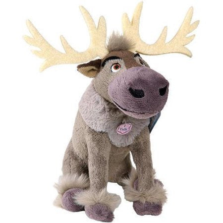 Disney Frozen Talking Bean Bag Sven 8