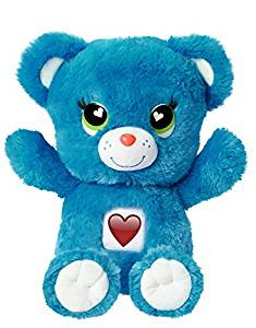 Emoji Bears Plush, Blue, 7 by Emoji Bears