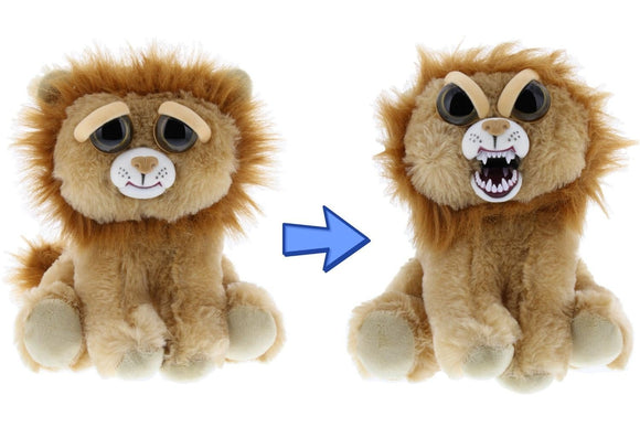 William Mark Feisty Pets Marky Mischief Plush Adorable Plush Stuffed Lion