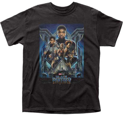 Marvel's Black Panther Licensed Character Tee