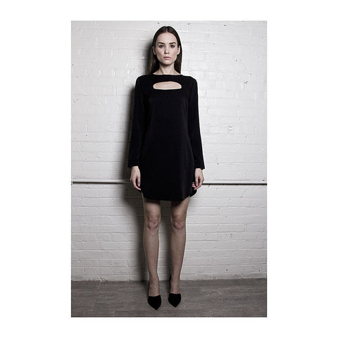 ANJÉ The Cutout Dress