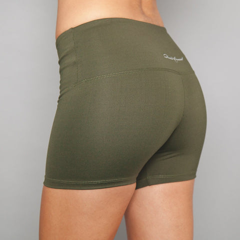 Denise Cronwall Deco Shorty (green)