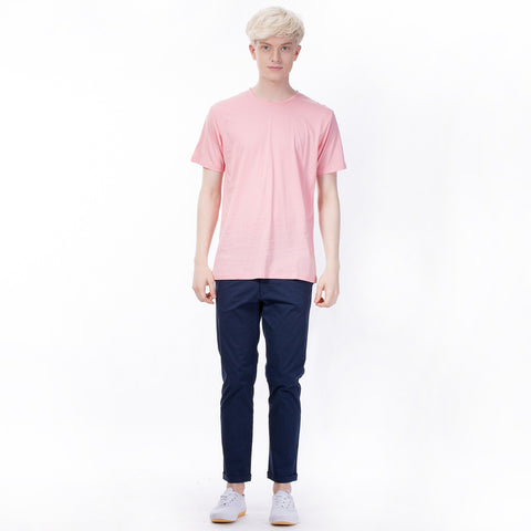 Controlled Commodity The Athletic Fit Tee in Pink