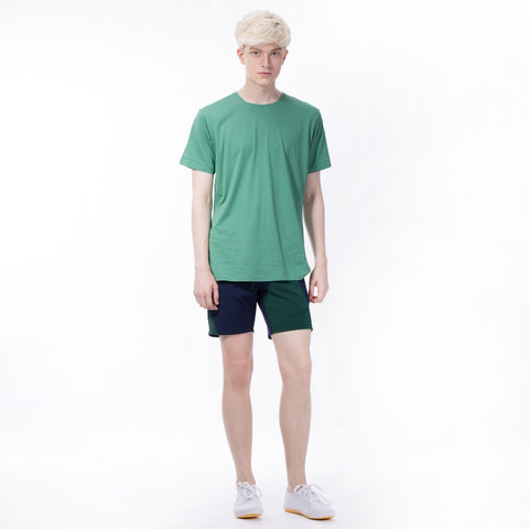 Controlled Commodity The Athletic Fit Tee in Ash Green