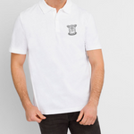 HHHS Mens Seniors White Polo