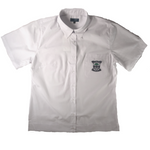 HHHS Ladies Blouse White (with crest) Years 11-12