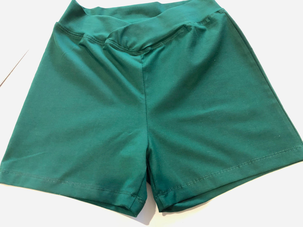 Bio Brushed Cotton Bike Shorts