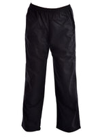 Navy Gaberdine Double Knee Pants