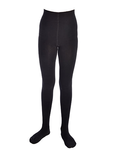 My Bamboo School Tights Kids - Black