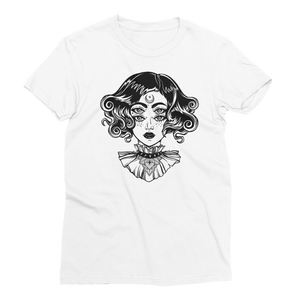 Mysterious Surreal Women's Short Sleeve T-Shirt