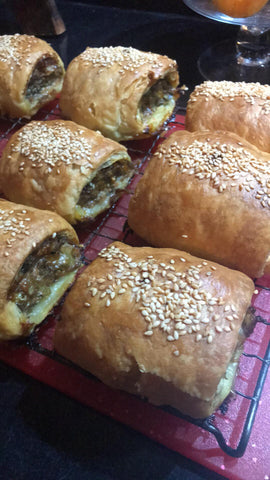 Debs Meals 'Sausage Roll 6 pack'