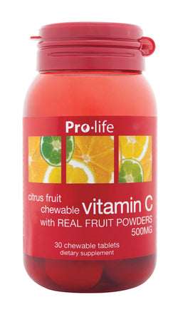 Prolife Vitamin C 200 tabs