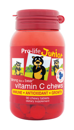 Prolife Junior Vitamin C chews