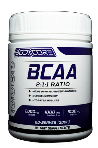 Bodycore BCAA Powder 350g