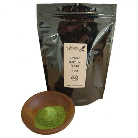 Claridges Organic Barley Leaf Powder 250g