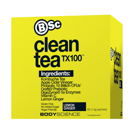 BSC Clean Tea TX100