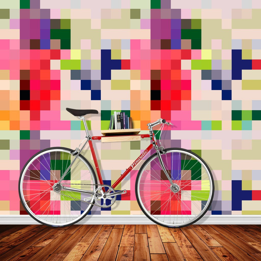 Pixel Lover Removable Wallpaper