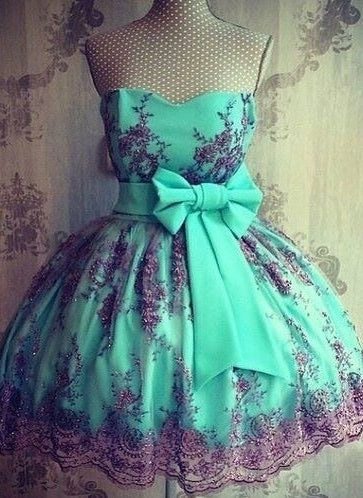 Custom Made Colorful Short Lace Prom Dresses, Lace Graduation Dresses, Homecoming Dresses