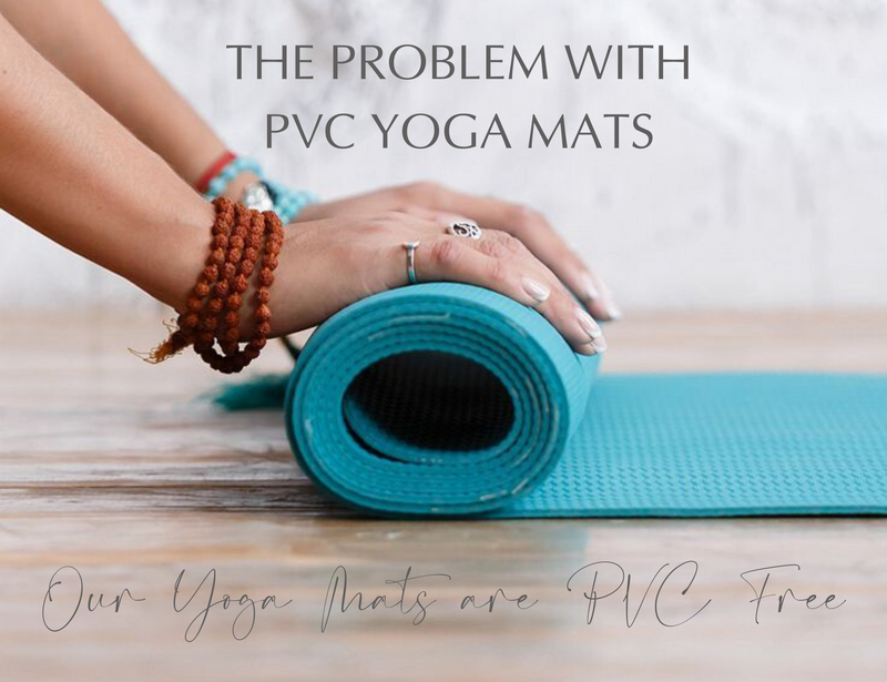 THE PROBLEM WITH PVC YOGA MATS