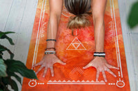 SUNRISER YOGA MAT - Bliss & Balance