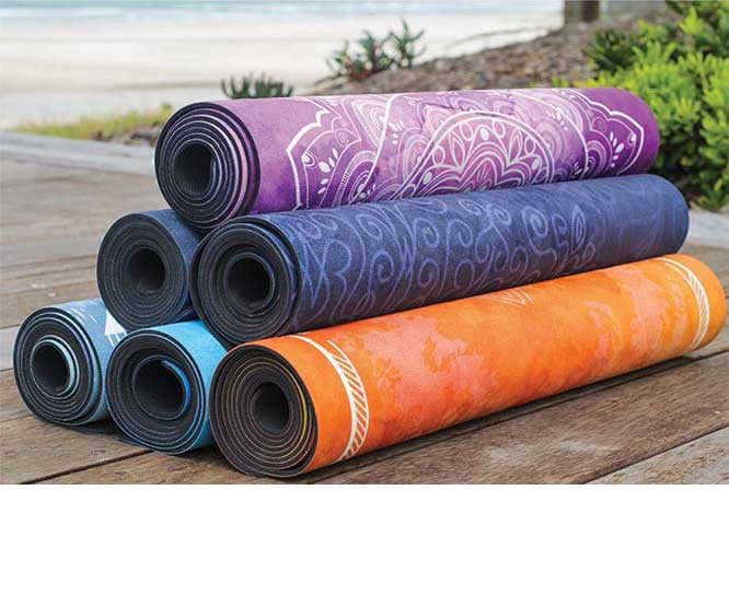 Bliss & Balance Yoga Mats