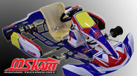 002F/G MS Kart Blue Phoenix 30mm or Blue Swift 32mm Basic Chassis