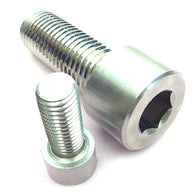 M8x25mm Socket Head Cap Screw Zinc Plated