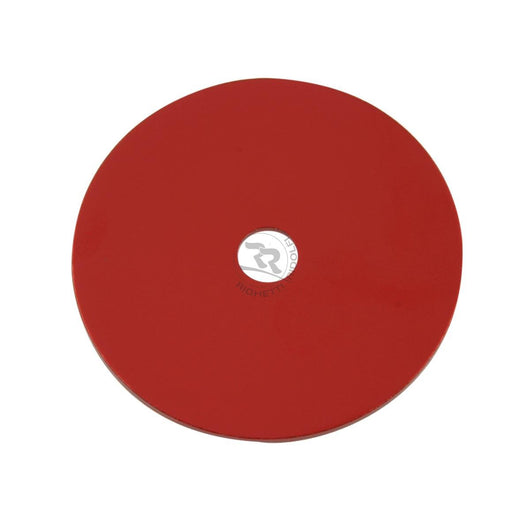 Alloy Seat Washer - Red