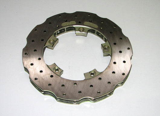 MS Kart Rear Brake Disc - Fixed
