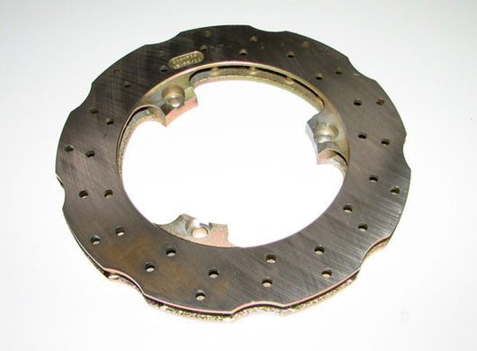 MS Kart Front KZ Brake Disc 156x12mm - Right