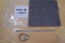 Rotax Max Steel Exhaust Matting Kit
