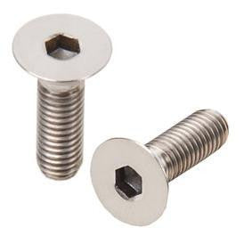 M6x25mm Socket Head Countersunk Zinc Plated
