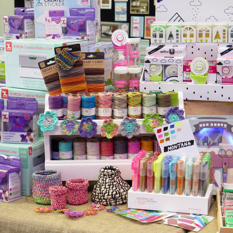 Hobby Hoppers at From Picture to Page and Beyond Paper Craft Show