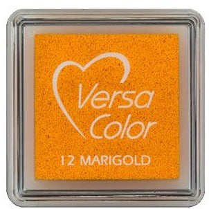 VersaColor Pigment Mini Ink Pad - Marigold