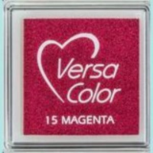 VersaColor Pigment Mini Ink Pad - Magenta
