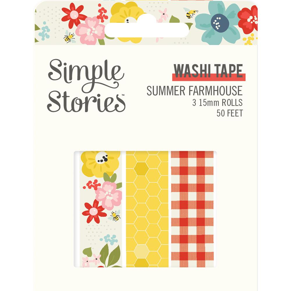 Simple Stories - Summer Farmhouse Washi