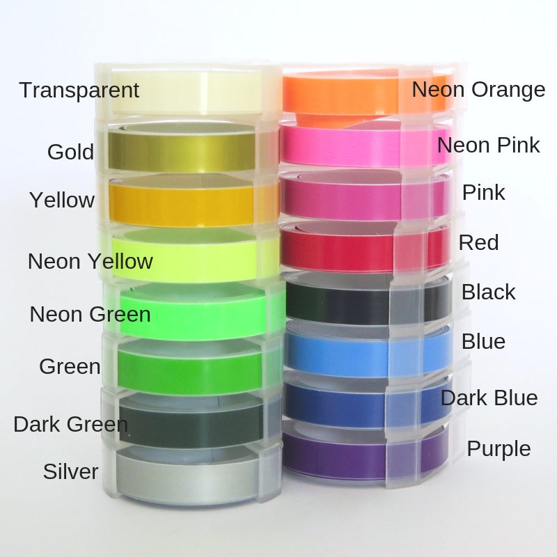 Refill Tape - Choose your favourite colour.