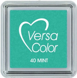 VersaColor Pigment Mini Ink Pad - Mint