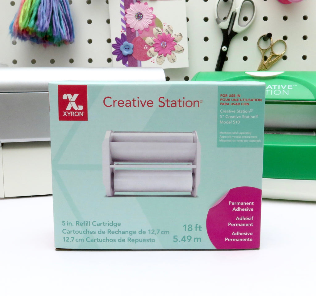 Creative Station Permanent Refill by Xyron