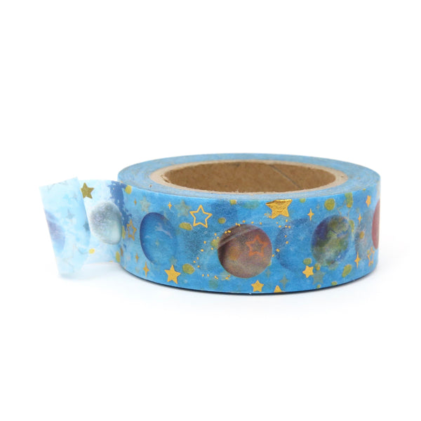 Blue Planet Washi Tape