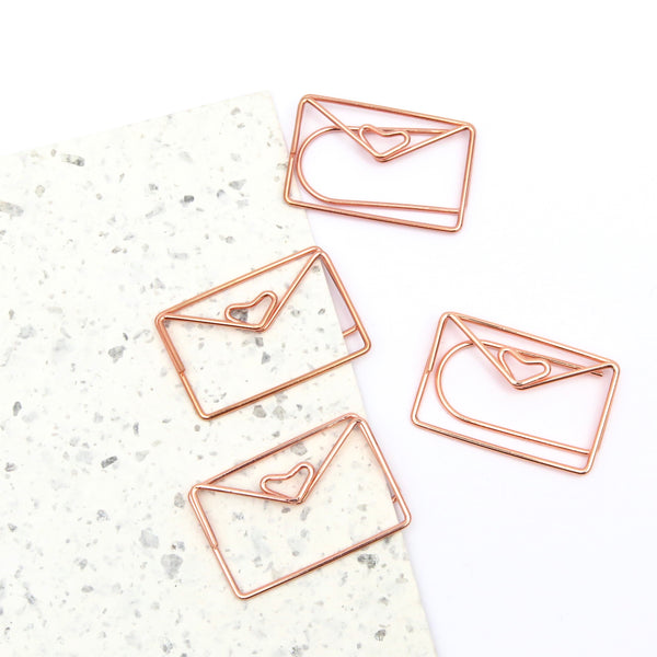 Envelope Planner Clips